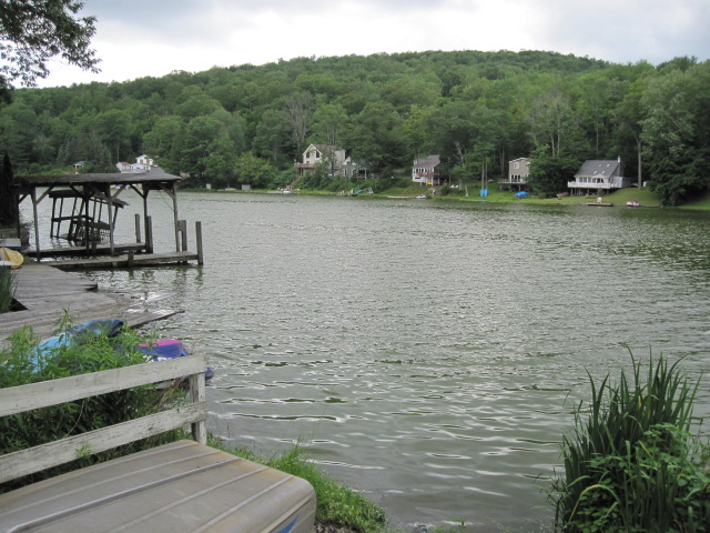 Deeded Lake Access