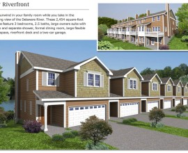 Riverfront Townhomes Upper Riverfront