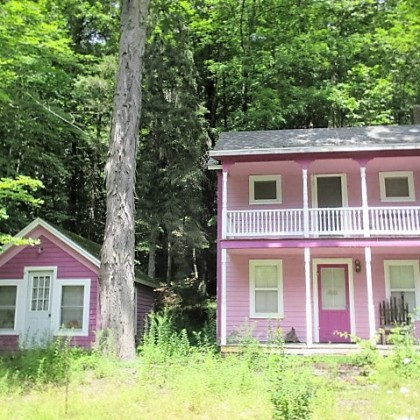 Charming Two Story Plus Guest Cabin