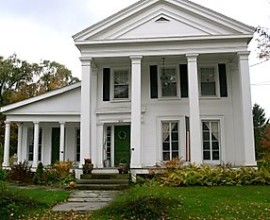 Move Right In This Beautiful Greek Revival