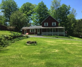 H13  -  LOVELY FARMHOUSE ON 8 ACRES