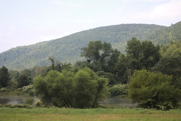 Delaware River frontage on The West Branch
