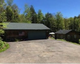 H6 -Custom built home tucked away on nearly 17 1/2 acres!