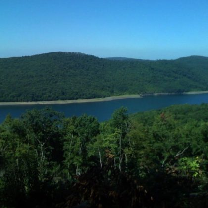 H62 - This beautiful 5.1 acre lot has some amazing views!